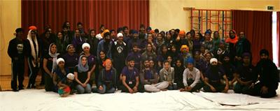 Sikhi Camp